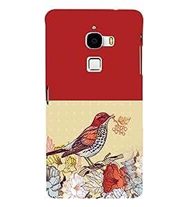 PRINTVISA Bird Case Cover for LeTv LeMax