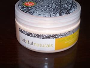 Habitat Naturals Mandarin Fig Body Butter 8 Oz Each
