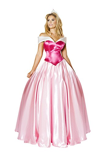 Halloween 2017 Disney Costumes Plus Size & Standard Women's Costume Characters - Women's Costume CharactersSexy Women's 3pc Beautiful Aurora Princess Sleeping Beauty Costume