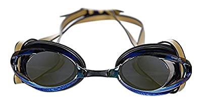 Swimming Goggles - GogglX-With Long Lasting Anti Fog Technology for Women and Men-100% Highest Grade UV Protection Cut Lenses For Maximum Eye Protection-Soft and Durable Strap