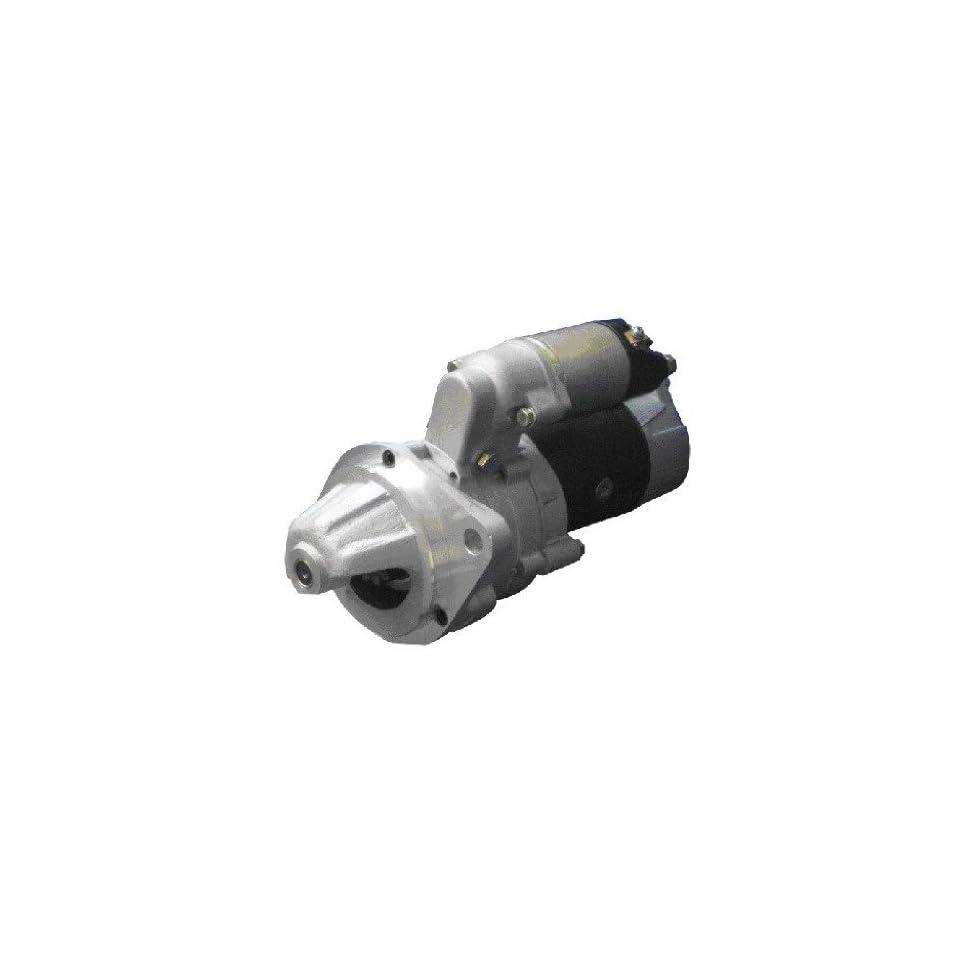 NEW 24V STARTER MOTOR KOMATSU 4D95L 6D95 ENGINE 600 813 4322 0 23000 0252