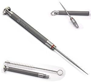 Imporvedversion bangti titanium novelty toothpick holder integrated kit self - Novelty toothpicks ...