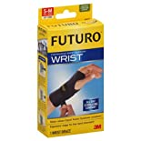 Futuro Wrist Support, Energizing, Left Hand, S-M