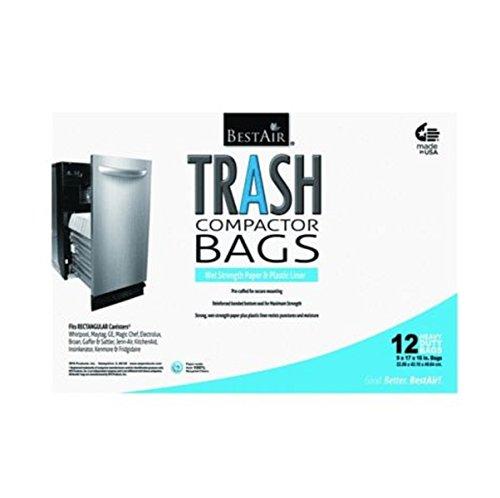 Paper Trash Compactor Bags