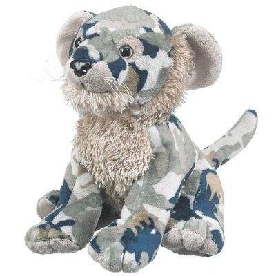 Zoo Camo Cat (Blue) front-1000362