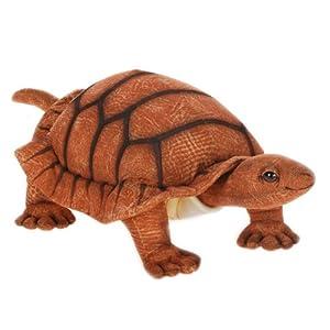 """Hansa 15"""" Adult Turtle Plush"""
