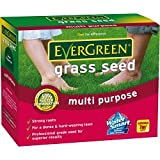 Evergreen Multi Purpose Grass / Lawn Seed 210g Carton Quality Grass Seed NEW