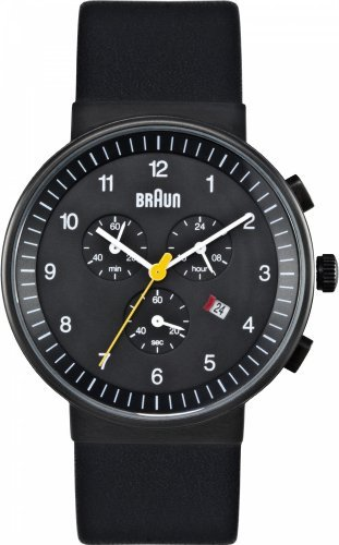 BRAUN Gents Chronograph for Him Classic & Simple