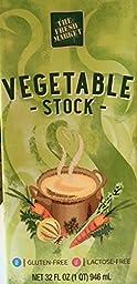 The Fresh Market Vegetable Stock 32 Oz (Pack of 4)