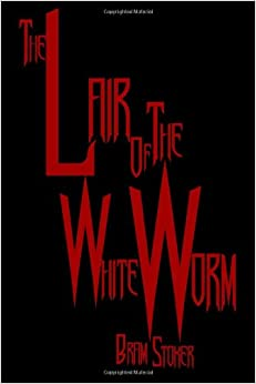 White worm cool collector s edition printed in modern gothic fonts