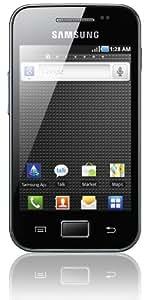 Samsung Galaxy Ace S5830 Smartphone (8,9 cm (3,5 Zoll) Display, Touchscreen, Android, 5 Megapixel Kamera) schwarz