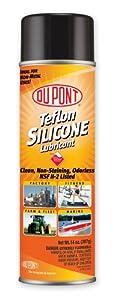 DuPont Silicone Bike Lubricant Aerosol, 14-Ounce