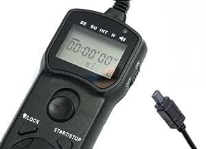 Télécommande de minuterie JJC TM-M pour Nikon D90 (s), D600, D3100, D3200, D5000, D5100, D5200, D7000