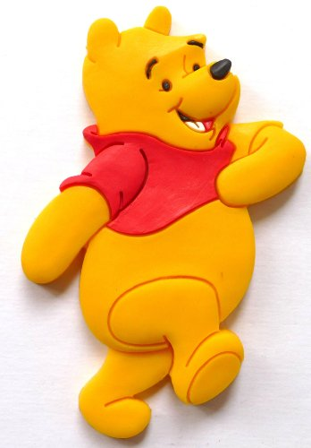 Pooh Bear marching in Winnie the Pooh & Friends