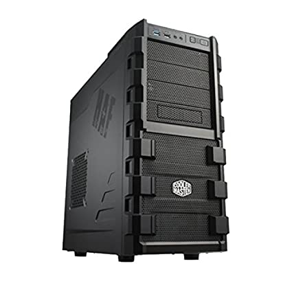 Ant PC Anochetus G400K (Intel Core i7 4790K, 16GB DDR3, 1600Mhz Nvidia GTX970 4GB GDDR5, 120GB SSD 1TB HDD, Windows 8.1) Desktop