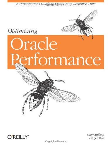 Optimizing Oracle Performance front-1029393