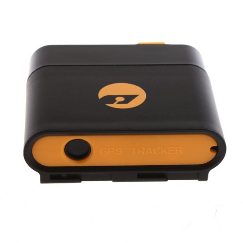 DoDoCool Mini Waterproof Real Time GPS GSM GPRS Tracker Monitor Tracking Anti-theft Alarm Tool Device System