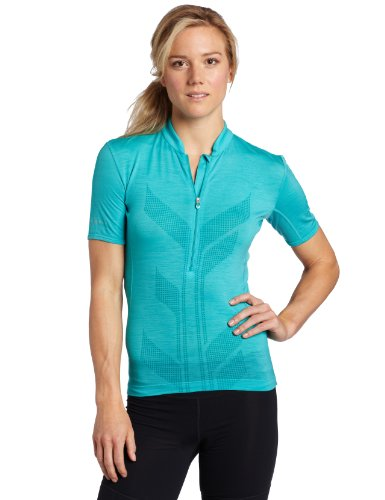 Buy Low Price Icebreaker Women's Short Sleeve Viva Jersey (IB6F30E76M)