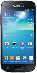 Samsung Galaxy S4 Mini Sim Free Smartphone - Black