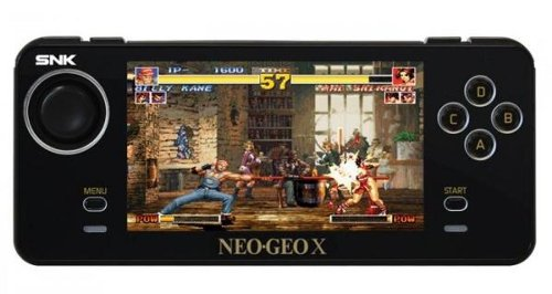 NEOGEO X GOLD ENTERTAINMENT SYSTEM (初回特典:『NINJA MASTER』のGAME CARD同梱) 【英語版】