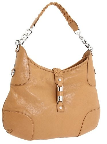 MICHAEL Michael Kors Greenwich Large Hobo,Peanut,one size