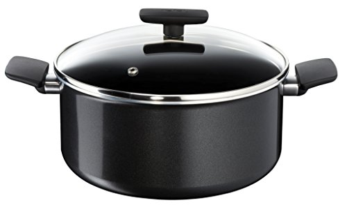 tefal-only-a26072-casserole-pot-28-cm-with-glass-lid-with-non-stick-coating