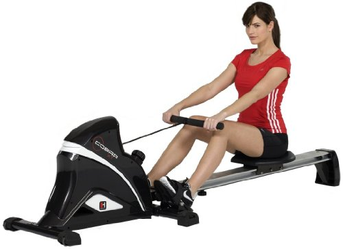 Hammer COBRA XT Rowing Machine - German Brand, 2 YEAR WARRANTY