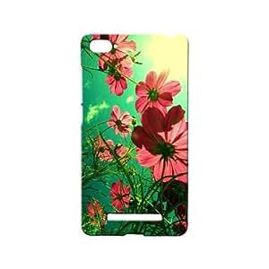 BLUEDIO Designer 3D Printed Back case cover for Xiaomi Mi4i / Xiaomi Mi 4i - G5530