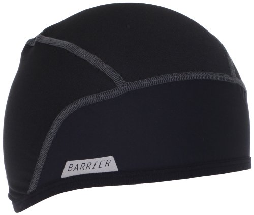 Pearl Izumi Men's Barrier Skull Cap, Black, One