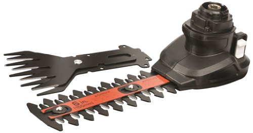 BLACK+DECKER MTSS11-XJ BLACK+DECKER Multievo Multi-tool Hedge Trimmer and Shear Attachment