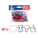 Forever Collectibles Mlb Philadelphia Phillies Logo Bandz
