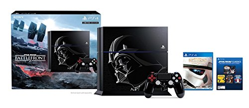 PlayStation Console - Limited Edition Star Wars Battlefront Bundle