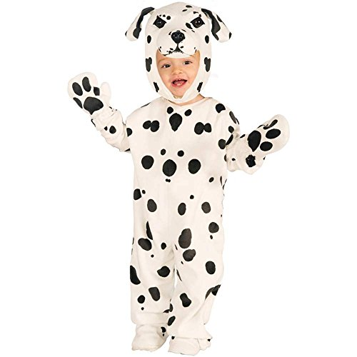 Dalmatian Plush Kids Costume - Small