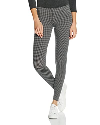 Cotonella IN&OUT Pack x 3 Leggings Negro / Blanco XL (IT V)