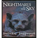 copertina libro Nightmares in the Sky: Gargoyles and Grotesques by Stephen King (1988) Hardcover