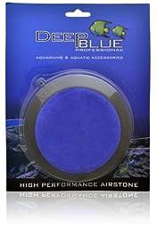 Deep Blue Professional ADB12109 High Performance Air Stone for Aquarium, 5-Inch Disk