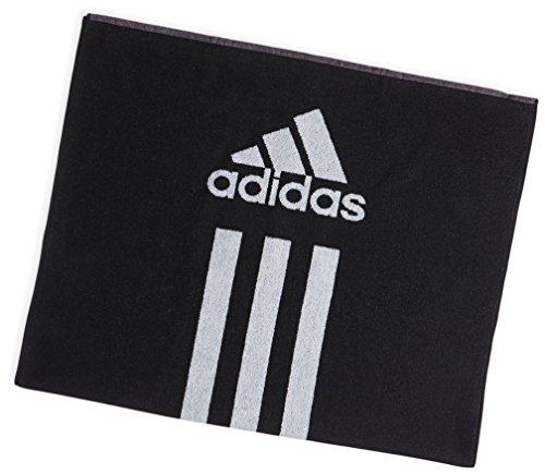 adidas, Asciugamano Towel, Nero (schwarz/weiß), S