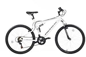 BOSS Astro Men's Mountain Bike - White, 26 Inch