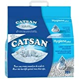 Catsan Hygiène Litière pour Chat 10 L