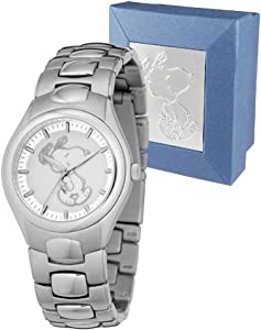 fossil mens snoopy limited edition ll1020