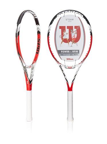 Wilson Tennisschläger Steam 105 S 16/15