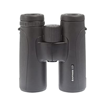Hawke Sport Optics HA3766 Sapphire ED 10X42 Top Hinge Binoculars, Black by Sportsman Supply Inc.