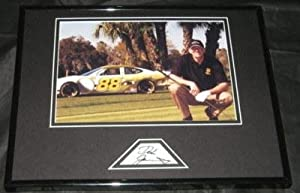 Dale Jarrett Autographed Photo - Ups Car Framed 11x14 Jsa #2 - Autographed NASCAR... by Sports Memorabilia
