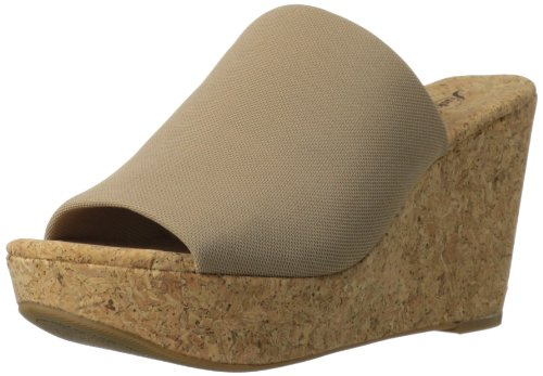 Lucky Women'S Marilynn Wedge Sandal,Nomad,8 M Us front-942758