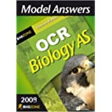 Model Answers OCR Biology AS: 2009 Student Workbookby Richard Allan