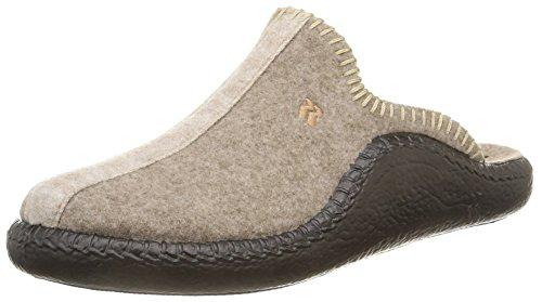 Mokasso 62, Damen Pantoffeln, Beige (beige-sand 247), 39 EU