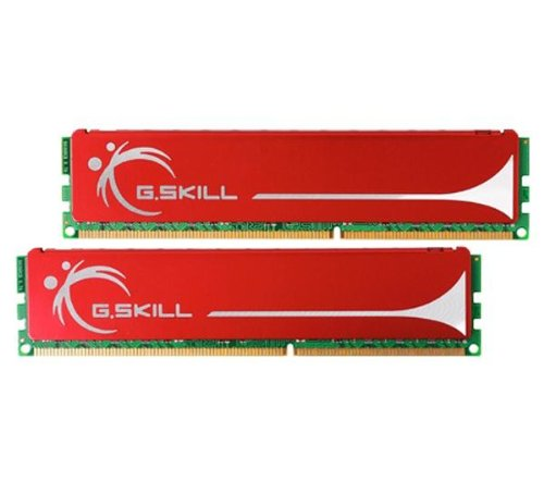 G.Skill NQ Series Dual Channel Arbeitspeicher 4GB (1333MHz, 240-polig, 2x 2GB, CL9) DIMM DDR3-RAM Kit