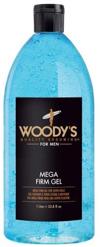 Qualità Grooming di Woody Mega Gel Studio - 1 L