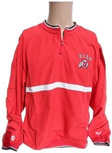 NCAA Utah Utes Wind Jacket by Donegal Bay