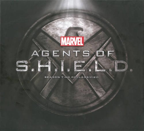Marvels Agents Shield Season Two Declassified Slipcase